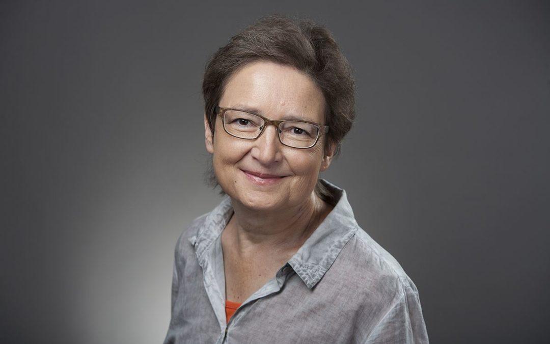 Anke Rüschel – Geografikerin