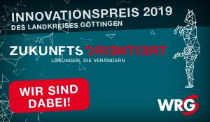 Innovationspreis 2019 des Landkreises Göttingen: Zukunftsorientiert – Lösungen, die verändern