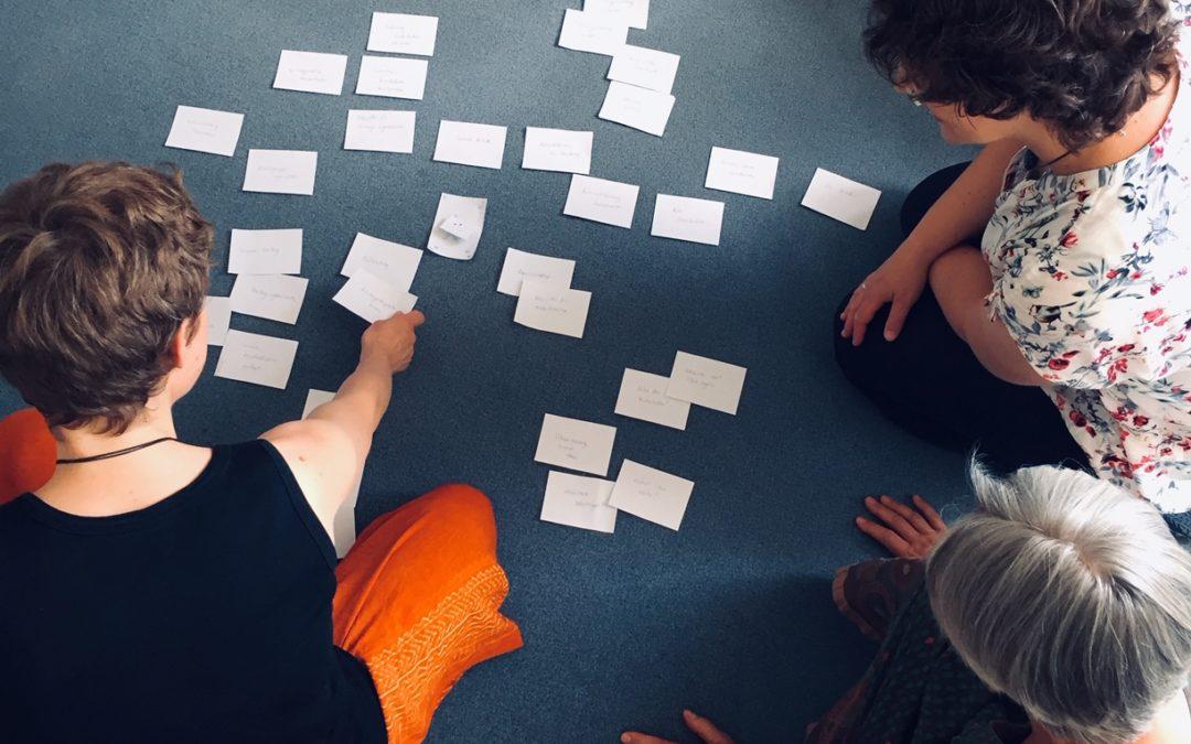 Visuelles Denken – Veränderungsprozesse angehen und gestalten