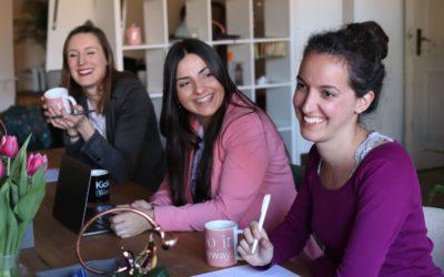 Networking-Studie: Drei Viertel der Frauen netzwerken nicht