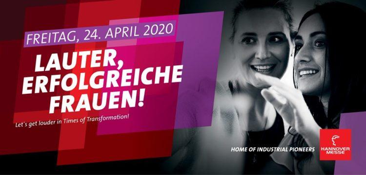 Let´s get louder in Times of Transformation! 17. Karrierekongress WomenPower