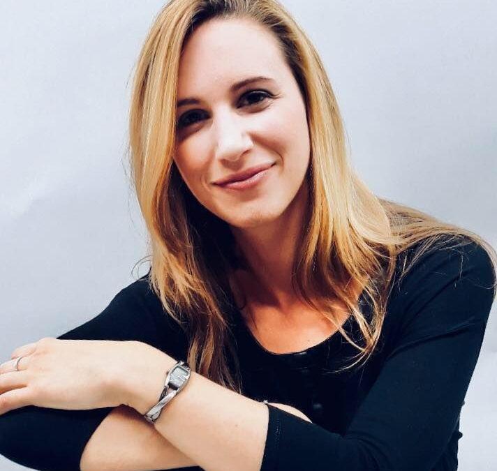 Vanessa Freitag ist Trainerin für Glück- und ZEN-Meditation
