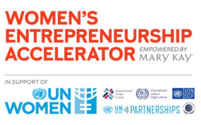 "Multipartner-Initiative ""Women's Entrepreneurship Accelerator"" gestartet"