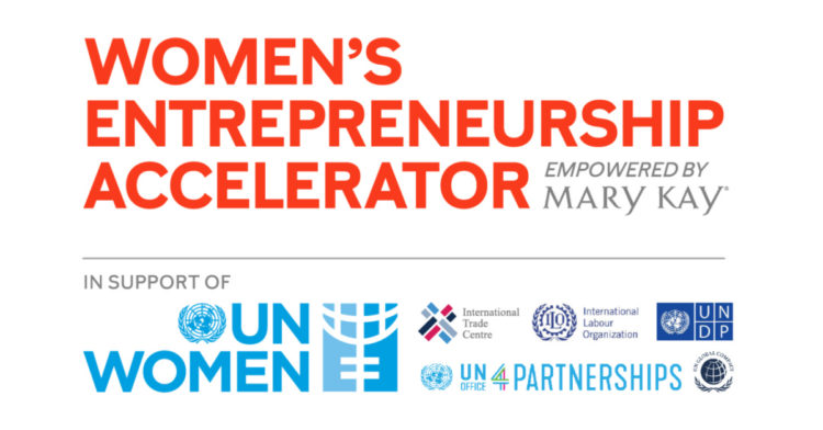 "Multipartner-Initiative ""Women's Entrepreneurship Accelerator"" gestartet"