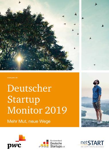 Deutscher Startup Monitor 2019: Gute Laune bei deutschen Startups