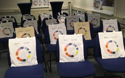 Gründerinnentag 2019: Raum zum Austauschen und Netzwerken