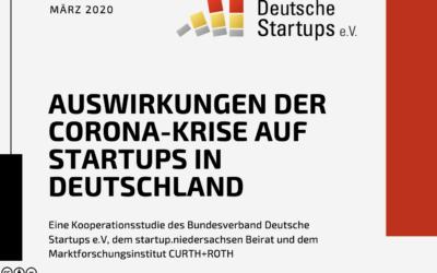 Corona-Krise: Startup-Verband legt Schutzschirm für deutsche Startups vor