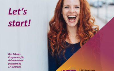 Let´s start – Erfolgsprogramm für Gründerinnen und Unternehmerinnen