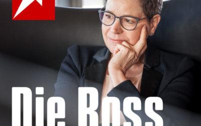 """STERN startet Podcast """"Die Boss – Macht ist weiblich"""""""