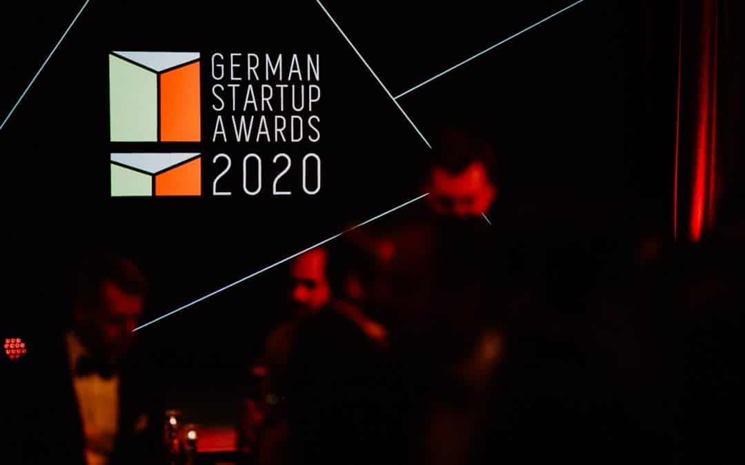 German Startup Awards 2021 – Nominierungsphase startet
