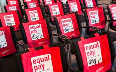 """Equal Pay Day 2021 """"Game Changer – Mach dich stark für equal pay!"""""""