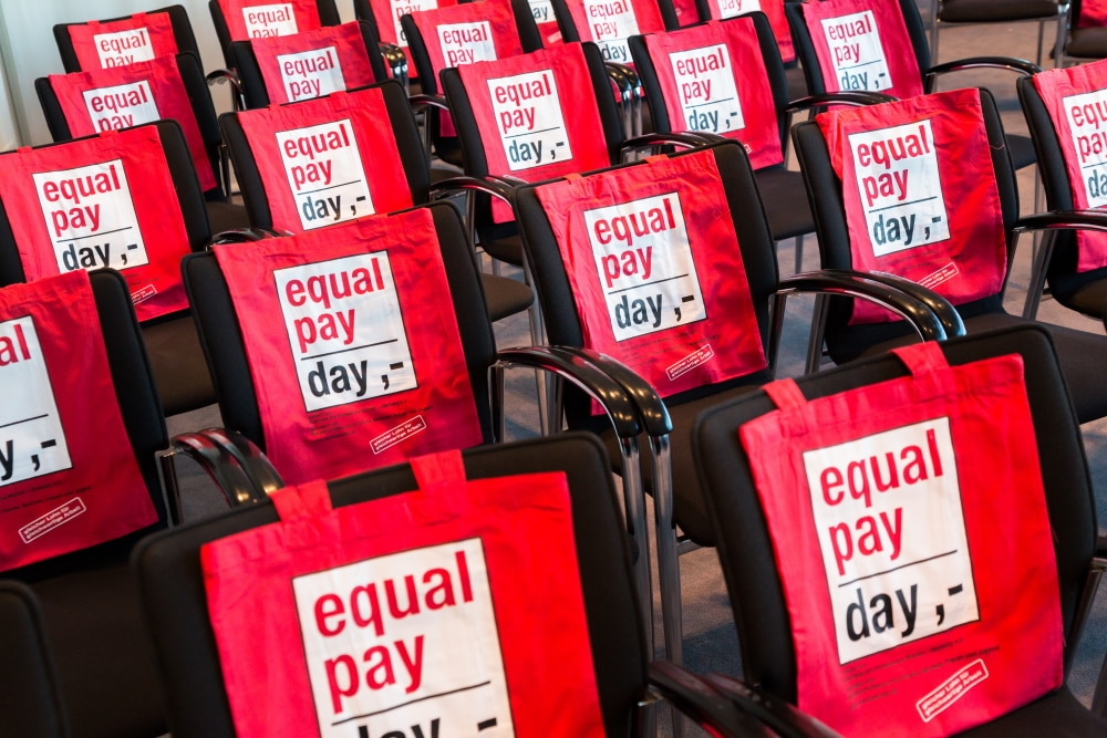 "Equal Pay Day 2021 ""Game Changer – Mach dich stark für equal pay!"""
