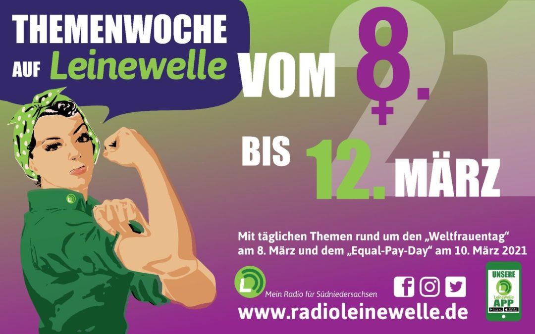 Radio Leinewelle startet Themenwoche zum Internationalen Frauentag