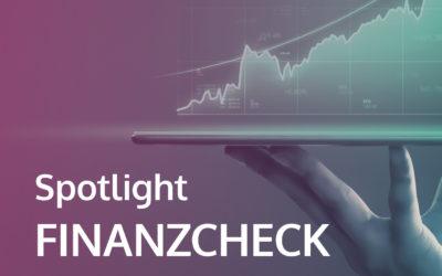 Spotlight FINANZCHECK – die neue SHE works!