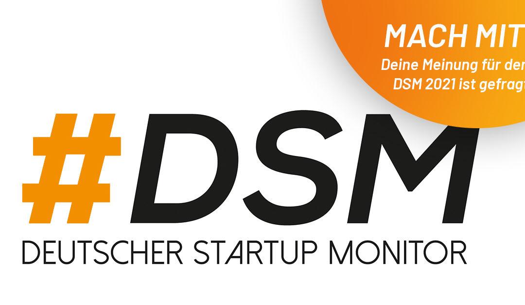 #startupmonitor: Neue Umfrage gestartet