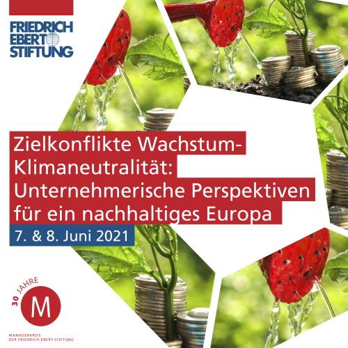 Zielkonflikte Wachstum-Klimaneutralität: Unternehmerische Perspektiven für ein nachhaltiges Europa