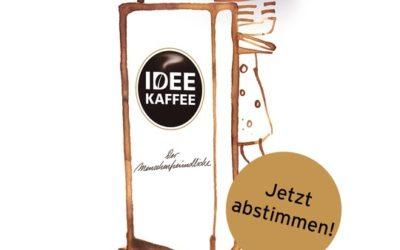 Jede Stimme zählt: Darboven IDEE-Förderpreis ruft zum Publikumsvoting auf!